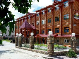 Belka-Hotel, Yuzhno-Sakhalinsk