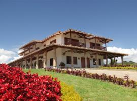 Hotel Estorake San Agustin Huila, San Agustín