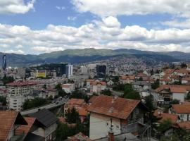 Apartman Park, Saraybosna (Vranjače yakınında)