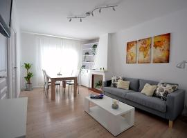 Sunny Apartment Central Sitges