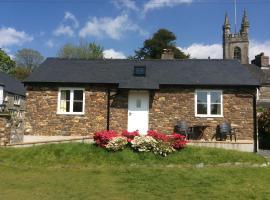 The Lodge at Bedford Cottage, Йелвертон (рядом с городом Buckland Monachorum)