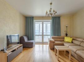 Kot Begemot Apartment 2, Minsk (Borovaya yakınında)