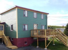 Mr. Hibb's Salt Box Cottage, Hibbs Cove  (Harbour Grace yakınında)