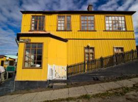 Yendegaia House, Porvenir