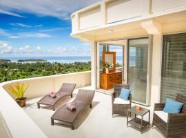Mai'I Villa Apartments, Rarotonga (Titikaveka yakınında)