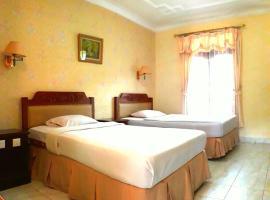 New Pramesthi Hotel, Puncak (рядом с городом Gadok 1)