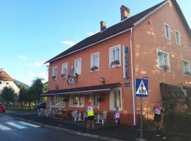 Hotel Mance, Brod na Kupi (рядом с городом Kuželj)