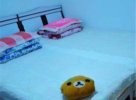 Dan xia Youth hostel, Linze (Nanhua yakınında)