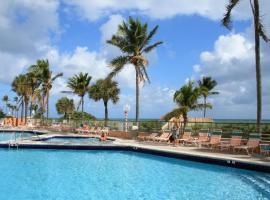 Hollywood Beach Resort Ocean View Studio