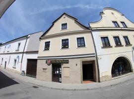 Apartmány Morávka, Rychnov nad Kněžnou (Kostelec nad Orlicí yakınında)