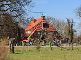 Feriensuite Elbidylle im Uhlendorp, Neu Garge (Alt Garge yakınında)