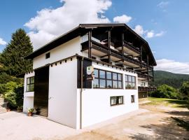 Alpenhotel Ozon Wolfgruber, Rieding
