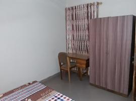 Rachjoy Lodge, Sunyani (Regiooni Dormaa lähedal)