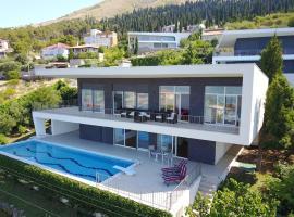 Modern Swimming Villa, Shkodër (Shirokë yakınında)