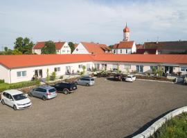 L-Appartements, Burgau (Rettenbach yakınında)