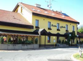Penzion U Jirsáka, Vikýřovice (Šumperk yakınında)