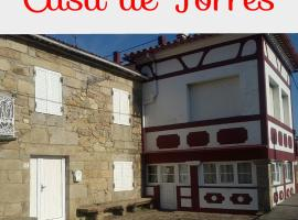 Casa de Torres, Coirón (Meaño yakınında)
