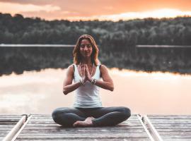 Libella - Yoga sur le lac, Saint Denis de Brompton