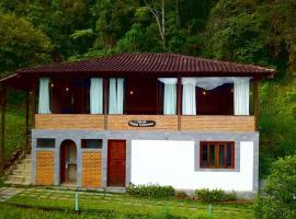 Spa e Hotel Fazenda Gaura Mandir, Teresópolis (Canoas yakınında)