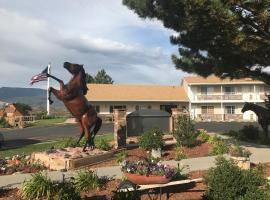 Broken Spur Inn & Steakhouse, Torrey
