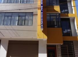 Balcones del Titicaca 2