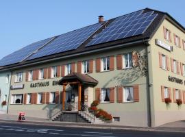 Hotel-Gasthaus Engel Luttingen, Laufenburg