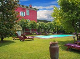 Villa Cassia di Baccano, San Giustino Valdarno