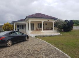 Sunset Beach House, Фете (рядом с городом Apam)