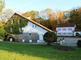 Le Moulin de Jeannot, Ittre (Wauthier-Braine yakınında)