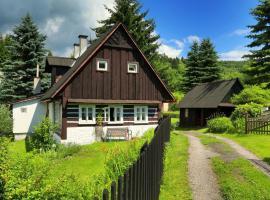 Holiday home in Chvalec 2513, Chvaleč (Radvanice yakınında)