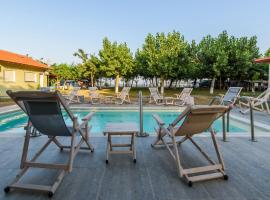 Camping Valti Houses