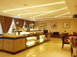 Starway Hotel Nantong Tongzhou Xinhe Bay, Tongzhou