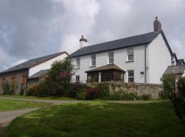 Great Philham House B&B, Hartland