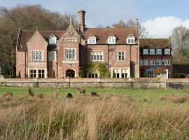 Burley Manor, Burley