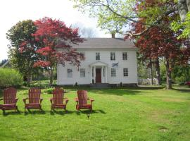 Grand Oak Manor Bed and Breakfast, Granville Ferry
