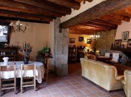 Casa Oliban, Arbaniés (Santa Eulalia la Mayor yakınında)