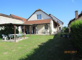 Ifjúsági Segítőház, Эгер (рядом с городом Egerbakta)
