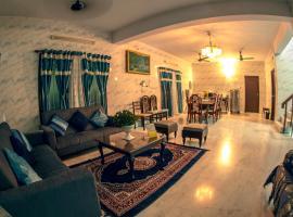Alpha Land Service Apartment