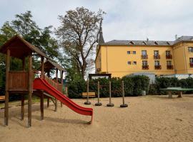 Hotel Větruše, Ústí nad Labem