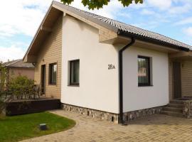 Modern House. Ritupes, Jūrmala