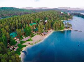 Zolotoi Plyazh, Turgoyak