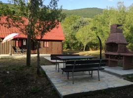 Guesthouse Natura, Кореница (рядом с городом Frkašić)