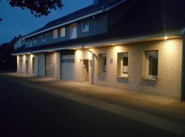Pension Citytravel, Espelkamp-Mittwald (Lübbecke yakınında)