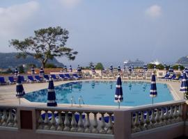 Appartement vue mer piscine