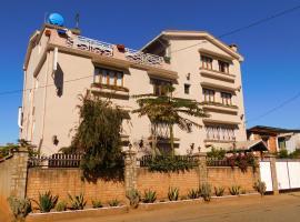 Antsirabe Hotel, Antsirabe