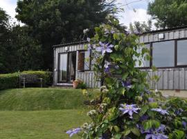 Robin and Wren Cottages, Ashburton (рядом с городом Holne)