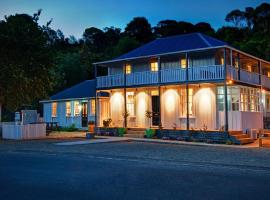The Old Oak Boutique Hotel, Mangonui