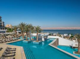 Hilton Dead Sea Resort & Spa, Sowayma (Near Ath Thughrah)