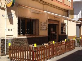 Hostal Casa Paco, Chilches (Almenara yakınında)