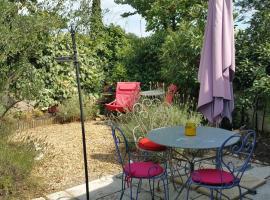 Wine worker's cottage, Pouzolles (рядом с городом Gabian)